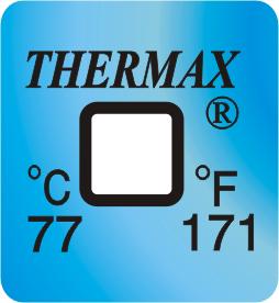 Etiquetas para medición de Temperatura