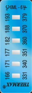 Cintas medicion temperatura